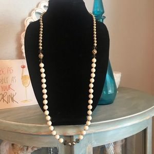 Premier Designs Beaded Long Toggle Necklace